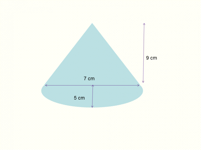 Area of compound shape