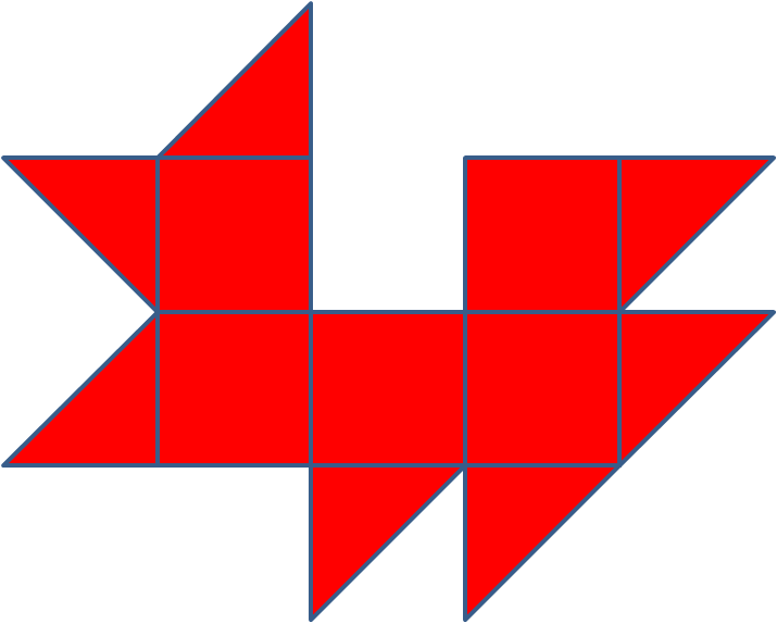 Area of shape