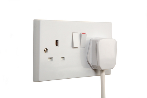 Plug in socket