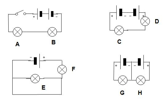 Circuit Diagrams 2 Worksheet - EdPlace