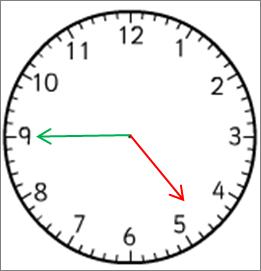 Clock 0445