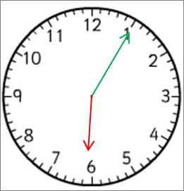 Clock 1805