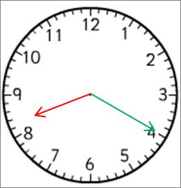 Clock 0820