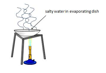 Evaporation apparatus