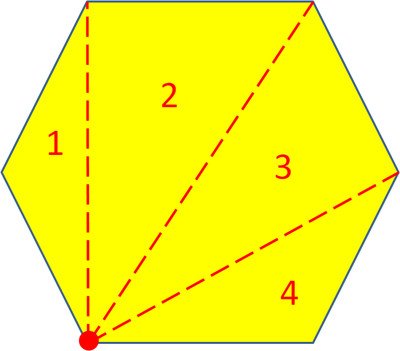 Interior Angles of Regular Polygons - worksheet from EdPlace