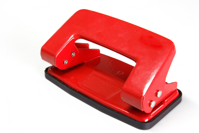 Red Hole Puncher