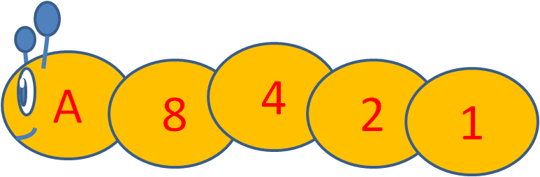 Number worm