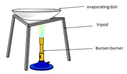 Evaporation apparatus