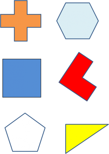 Know Your 2D Shapes: How Many Sides? Worksheet - EdPlace