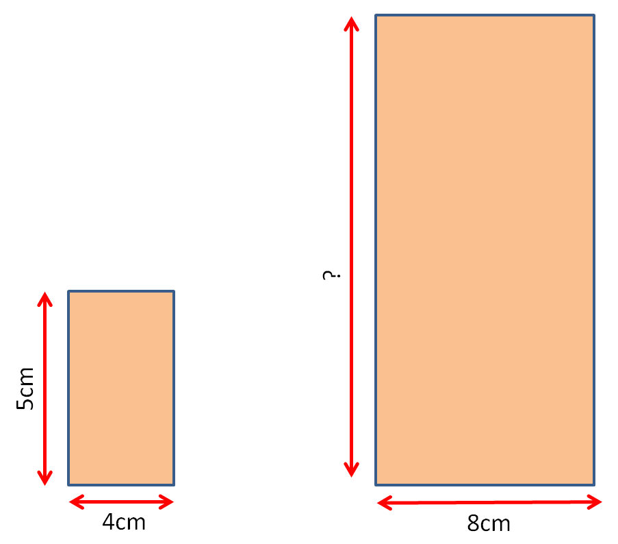 Similar rectangles
