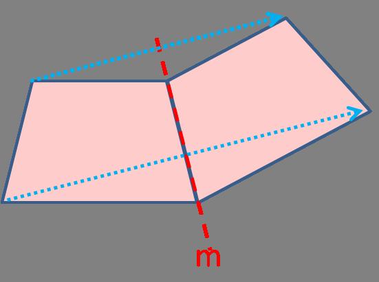 Symmetrical shape