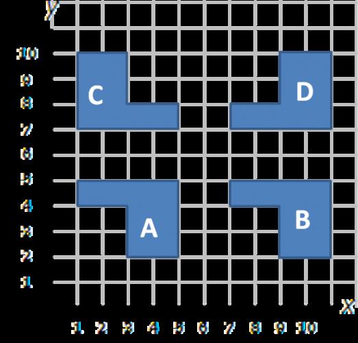 Translations on a Grid Worksheet - EdPlace