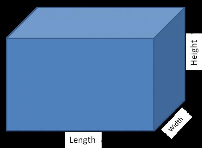 Examples Of A Cube Cuboid Triangular Prism Triangular Based Pyramid ...