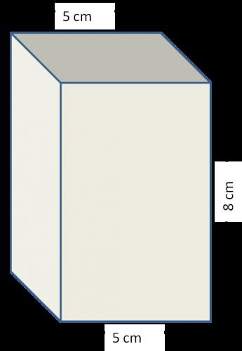 Cuboid volume