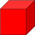 Red Cube