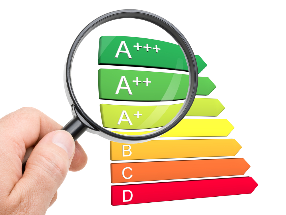 Appliance energy rating