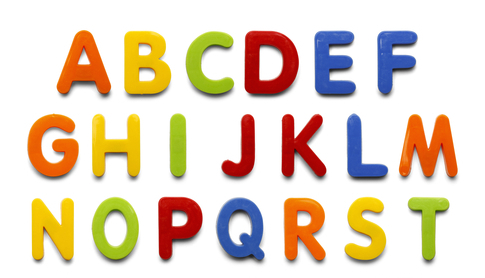 Know Your Numbers: Counting Through the Alphabet Worksheet   EdPlace