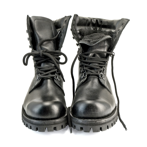 how to draw boots front view - photo #23