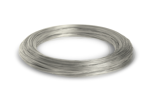 Reel of wire