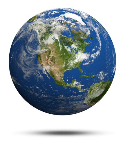 Invaluable image regarding printable earth