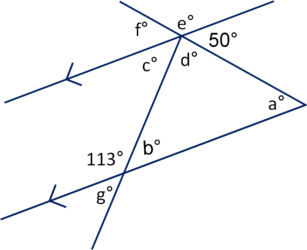 Line Art With Lines And Angles : Column a