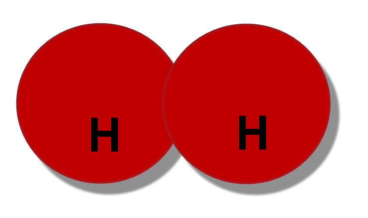 molecule is formed when a small group of atoms are joined together.