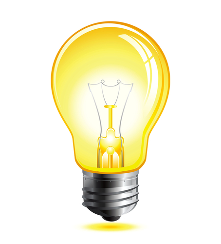 Light bulb place